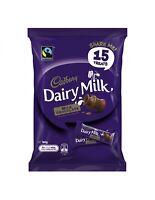 Cadbury Dairy Milk Bag 180g