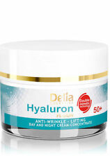 LIFTING ANTI WRINKLE FACE CREAM CONCENTRATE 50+ HYALURON DRAGON BLOOD Skin Neck