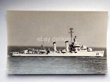 Nave ship Marina Militare AVIERE AV 1952 foto Fraccaroli