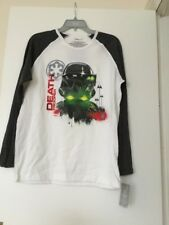 Disney store Star Wars Death Trooper T-shirt XL
