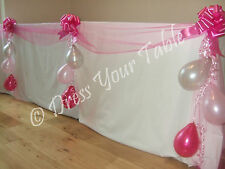 Party / Occassion Table Decoration DIY Pack - Any Colour Combination