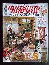 """""""Marianne maison - Décors et maisons à réaliser"""" n°93 mai 2007"""