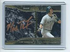 2016 Topps Tier One BB #PP-MT Mark Teixeira Yankees PRIME PERFORMERS COPPER AUTO