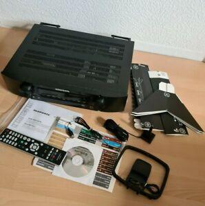 Marantz NR1606 7.2 4K Netzwerk A/V-Receiver WLAN Bluetooth Airplay DTS-X ATMOS