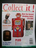 Collect it! Magazine. Issue 27, September 1999. In very good condition.
