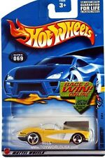 2002 Hot Wheels #69 Corvette Series '58 Chevy Corvette