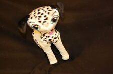 "Bobble Head Bratz Petz Black White Cat  Jacket Stuffed Animal Lovey 7"" Plush"