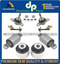 VOLVO S60 S80 V70 SUSPENSION CONTROL ARM FRONT REAR BUSHING BUSHINGS BALL JOINTS