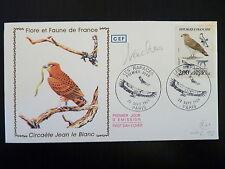 FRANCE PREMIER JOUR FDC YVERT  2338    LES RAPACES    2F    PARIS   1984