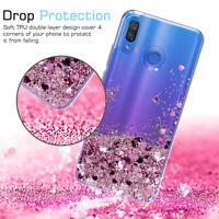 For Xiaomi Redmi 8A 7A 6A 5A 5 Plus Glitter Liquid Dynamic Quicksand Cover Case