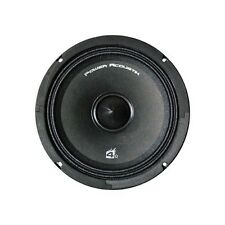 "Power Acoustik MID65 Midbass 6.5"" 300Watt 4 Ohm Each"