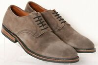 Walk-Over L25022 Brown USA Suede Lace-Up Plain Toe Oxfords Men's US 10.5M