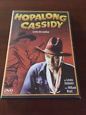 HOPALONG CASSIDY LA LEY DEL REVOLVER DVD + MATERIAL EXTRA 75 MIN - BLANCO NEGRO