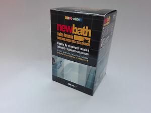 NEW BATH SWISS FORMULA 2K ENAMEL KIT PAINT BATH REPAIR REFURBISHING RESURFACING