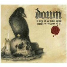 DOWN - DIARY OF A MAD BAND (LIVE) 2 CD + DVD ROCK NEU