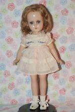 "PRETTY! Vintage 14"" Nancy Lee Composition Doll"