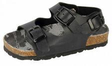 Scarpe sandali con fibbia per bambini dai 2 ai 16 anni