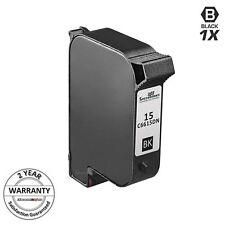 C6615DN for HP 15 Black Ink Print Cartridge DeskJet 810 812 825 840 841 842