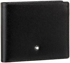 MONTBLANC Meisterstück Brieftasche / Wallet 11cc mit Sichtfach, 7162, NEU&OVP