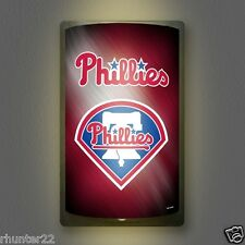 Philadelphia Phillies  MLB Licensed MotiGlow™ Light Up Sign - Free USA shipping!