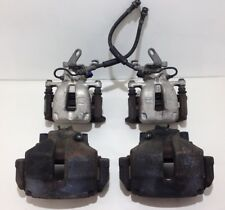2008-2009 Audi TT Mk2 8J 2.0l TFSI FWD Factory Brake Calipers Front Rear T2001