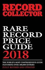 Rare Record Price Guide 2018 NEW BOOK