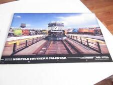 "CALENDAR - NORFOLK SOUTHERN 2013- 17"" LONG! - NEW - M6"