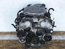 Jdm Nissan 350z Infiniti G35 VQ35DE ENGINE Only 03-04 V6 3.5L VQ35 - 537791B