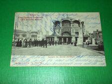 Cartolina Torino - Prima Esposizione di Arte Decorativa Moderna 1902 - Facciata