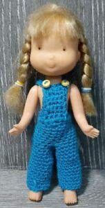 "Vintage 1975 Holly Hobbie Knickerbocker American Greeting Friend Amy 6"" Doll"