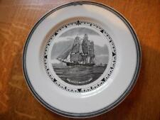 "Wedgwood Flying Cloud 9"" American Clipper Ship series creamware plate ca. 1950's"