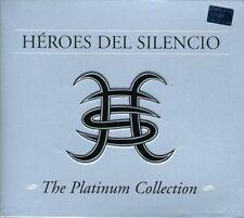 CDs de música héroes del silencio