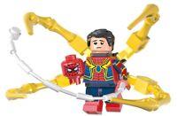 Spider-Man: Far From Home New 2019 Marvel Building Blocks Heroes Toys Children