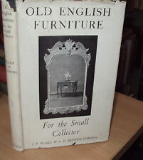 OLD ENGLISH FURNITURE by J P BLAKE - HB DJ illustrated