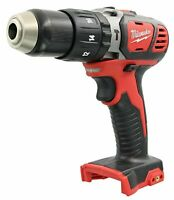 New Milwaukee 18 Volt M18 Hammer Drill (Bare Tool) # 2607-20