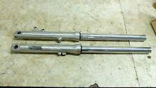 96 Kawasaki ZL 600 ZL600 B Eliminator front forks fork tubes shocks right left