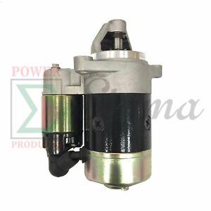 Diesel Engine Motor Electric Starter For Kipor KDE6500T KDE6700TA KDE6700TA3