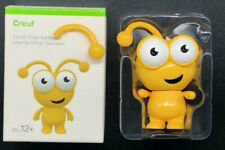 "Cricut Cutie SUNFLOWER 3"" tall Vinyl Figure NEW in Box BROKEN ANTENNA"