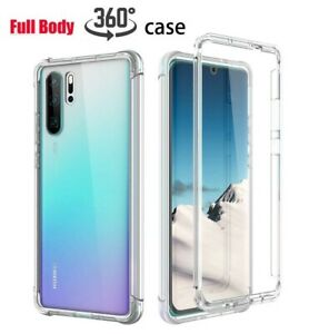 Case for Huawei p30 lite p30 pro Full Body TPU Shockproof Protective Phone Cover