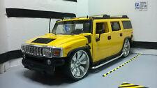 1/18 Hummer H2 Tuning/Custom/DUB Jada Toys