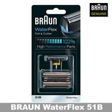 BRAUN 51B WaterFlex Key Part  Foil and Cutter Cassette (With Tracking Number)