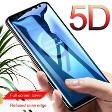 New 5D Full Cover Tempered Glass Screen Protector for Samsung Galaxy S8