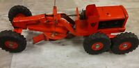 Nylint Toys Road Grader Pressed Steel