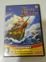 Pirate Raider Fisher-Price - Set PC Cd-Rom Spanisch Neu - Am