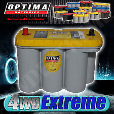 OPTIMA D31A YELLOW TOP BATTERY 12 VOLT AGM 975CCA DEEP CYCLE SUIT N70ZZ AND N70Z
