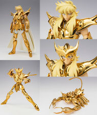 Scorpio Milo Oce Myth Cloth Saint Seiya Cavalieri Zodiaco Bandai Figure Toy