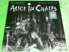 ALICE IN CHAINS : Live Hollywood Palladium, 15th Dec 1992 - 180g LP NEW & SEALED
