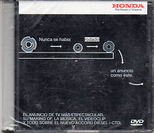 """HONDA ACCORD """"GRR HATE"""" RARE PROMO DVD WITH COMMERCIAL  / GARRISON KEILLOR - NEW"""