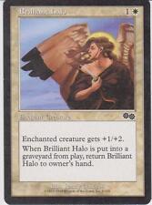 Magic MTG Tradingcard Urza's Saga 1998 Brilliant Halo 5/350