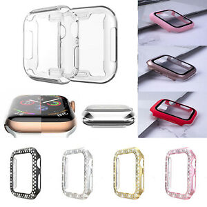 Clear TPU Watch Shell Cover Skin Case Full Body Protection For iphone Watch 4/5